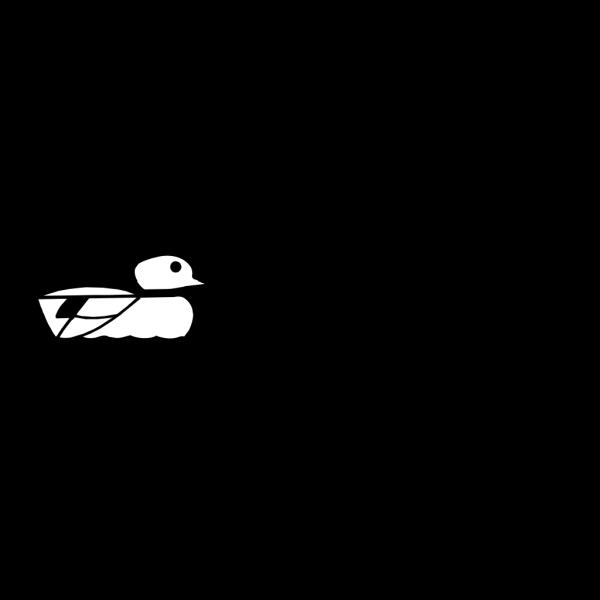 Duck Border PNG Clip art