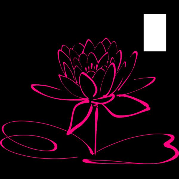 Pink Lotus PNG Clip art