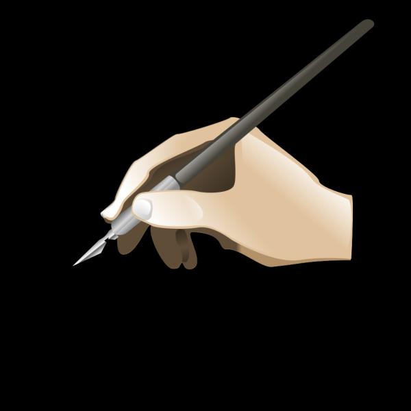 Calligraphy Lotus PNG Clip art