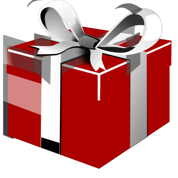 Ble Gift PNG Clip art