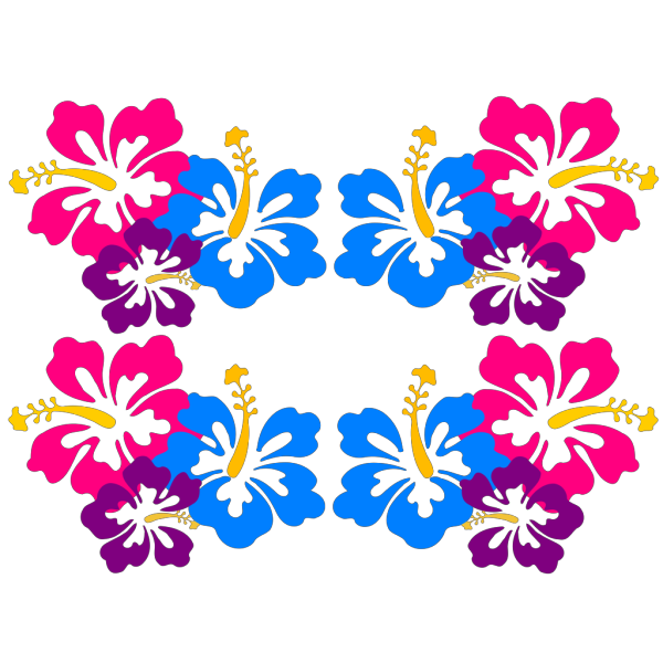 Madelyn Hibiscus PNG Clip art