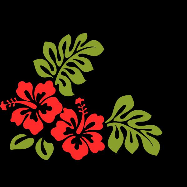 Pink Hibiscus PNG Clip art