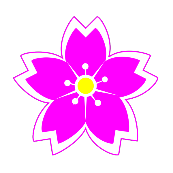 Edited Flower PNG Clip art