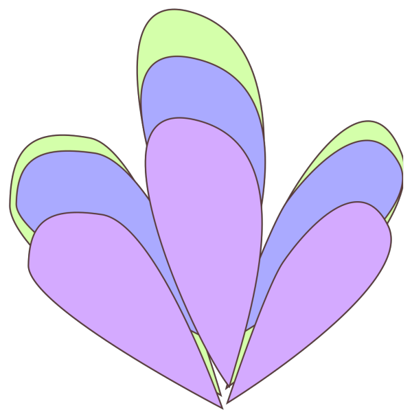 Petals For Flower Making PNG Clip art