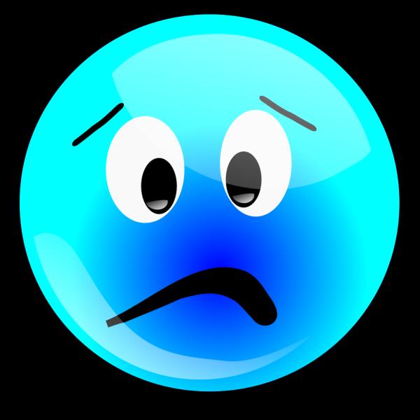 Blue Smiley PNG Clip art
