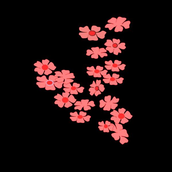 Sakura Branch PNG Clip art