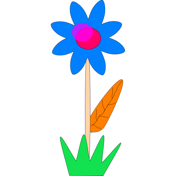 Flower For Danielle PNG Clip art