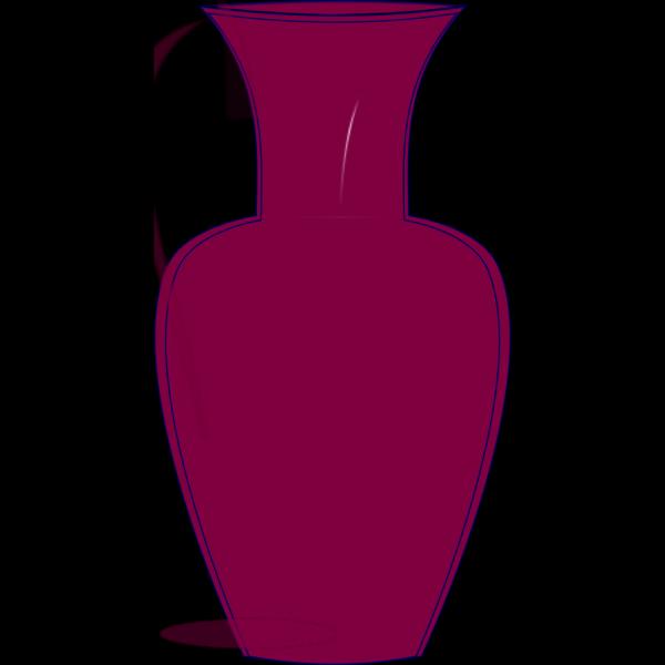 Purple Vase PNG Clip art