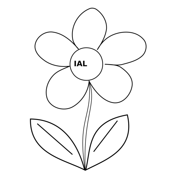 Ialac Flower2 PNG Clip art