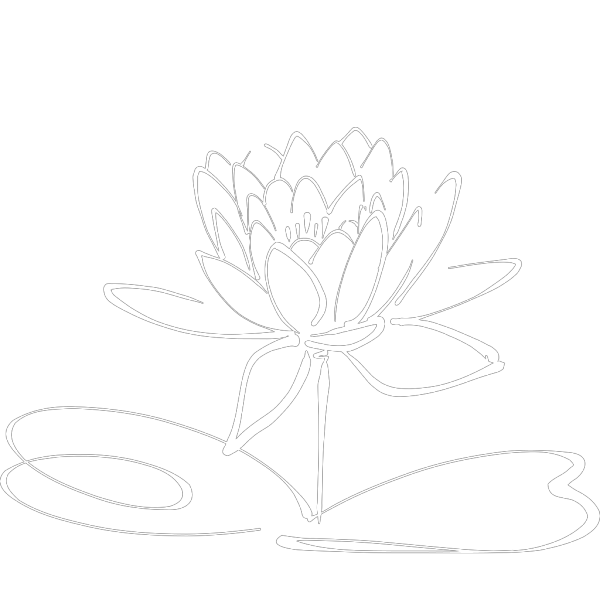 Whitelotusflowerfordarkbackgrounds PNG Clip art