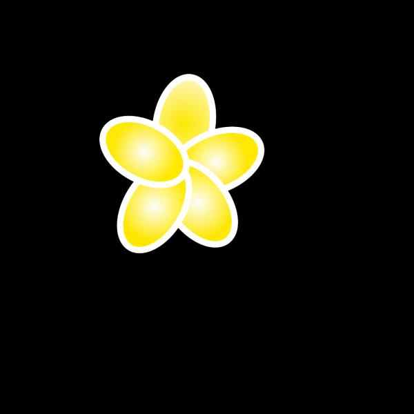 Plumeria PNG Clip art