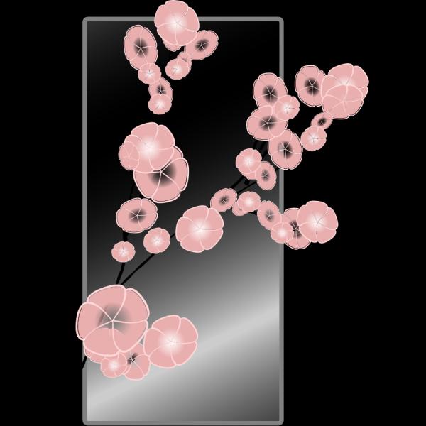 Cherry Blossom Flower PNG Clip art