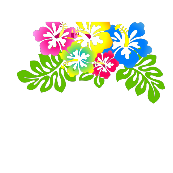 Hibiscus4 PNG Clip art