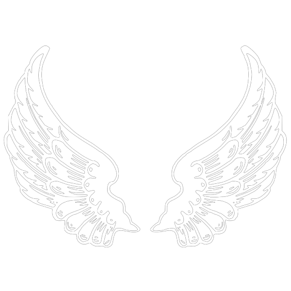 Angel In The Garden PNG Clip art