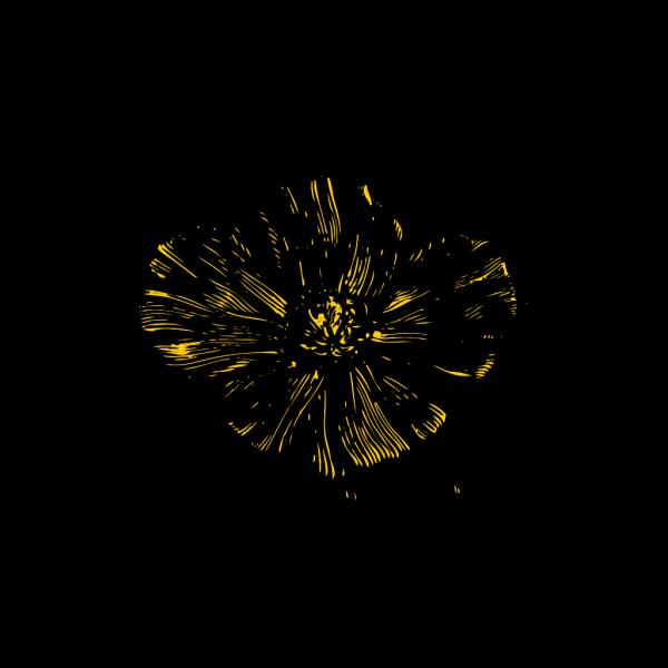 Reverse Poppy2 PNG Clip art