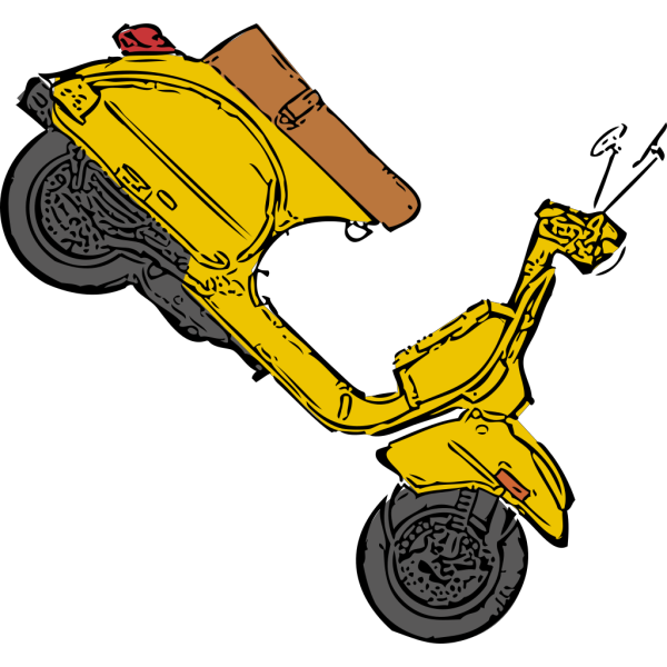Scooter PNG Clip art
