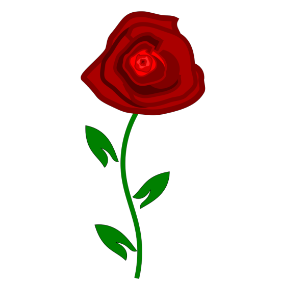 Red Rose PNG Clip art