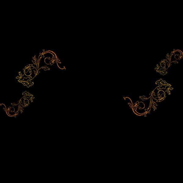 Floral Frame PNG Clip art