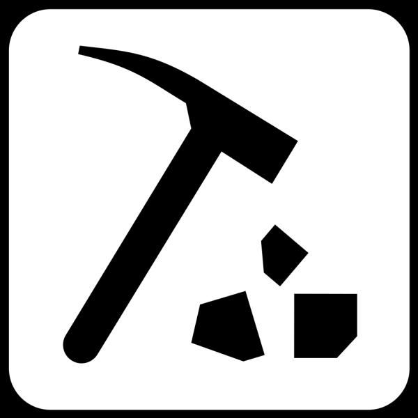 Mining Or Rock Breaking PNG Clip art