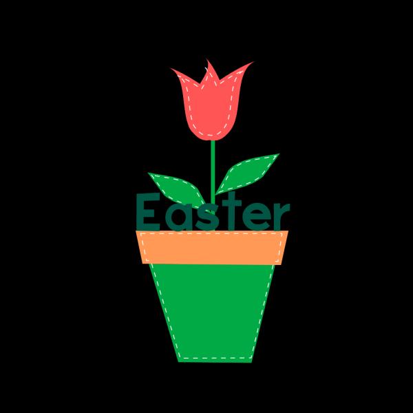 Easter Tulip PNG Clip art