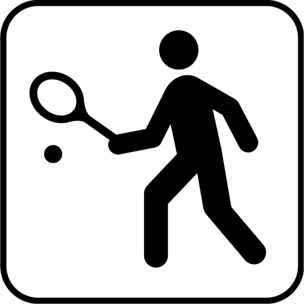 Tennis Or Squah Courts 2 PNG images