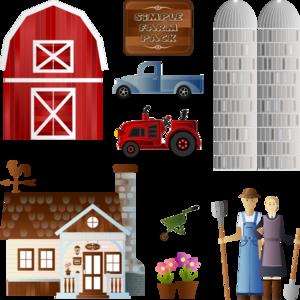 Farm Images PNG Clip art