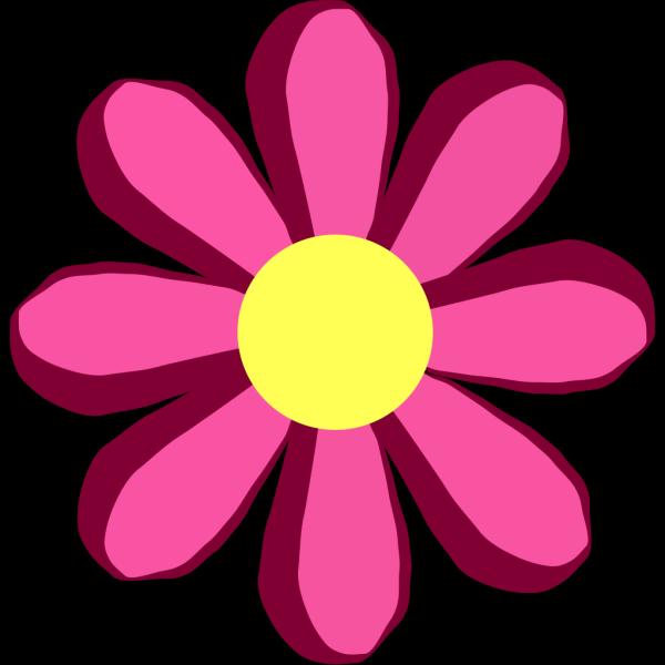 Pink Flower PNG Clip art