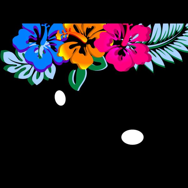 Hibiscus Sophia PNG Clip art