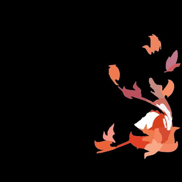 Vactor Flower PNG Clip art
