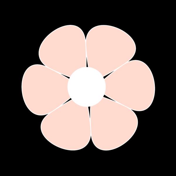 Light Pink Flower PNG Clip art