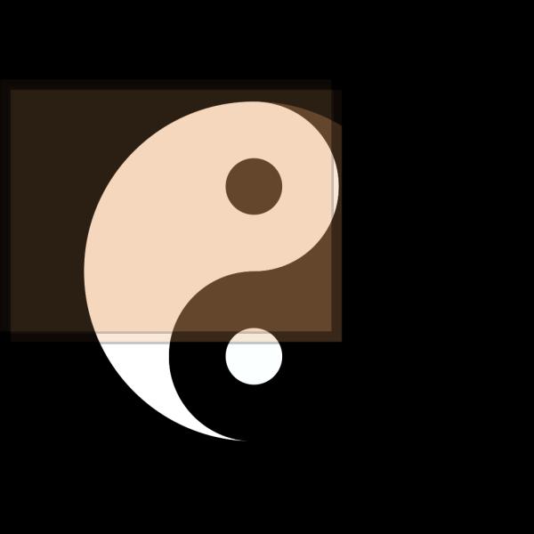 Yin Yang PNG Clip art