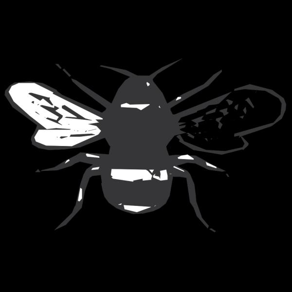 Bee Art PNG Clip art
