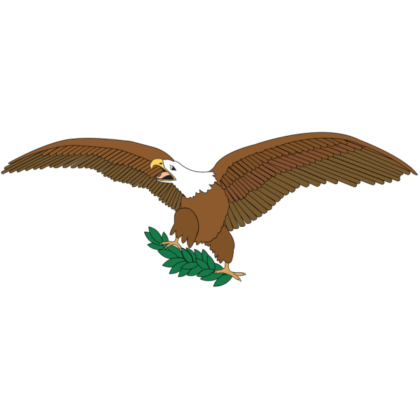 Eagle Carrying Plant PNG images