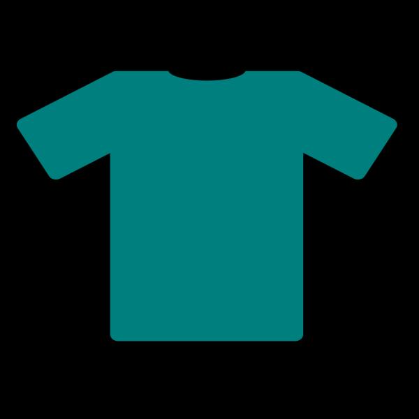 Blue Green Shirt PNG Clip art