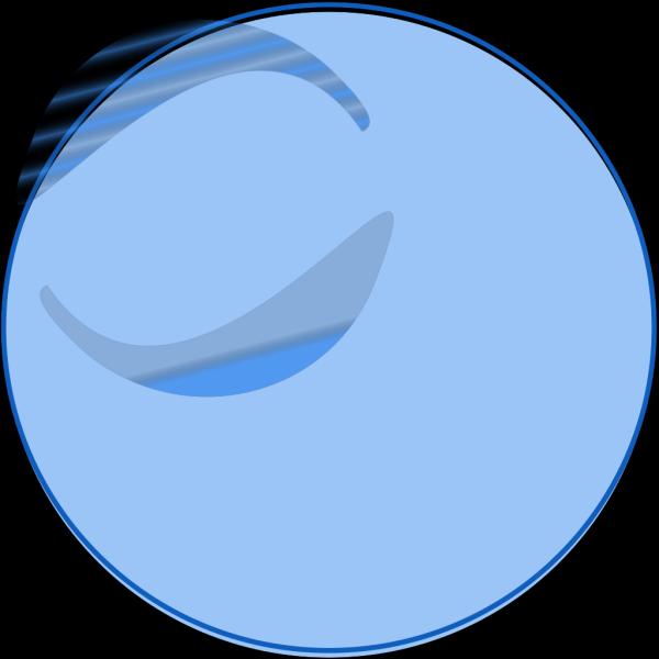 Blue Bilog PNG Clip art
