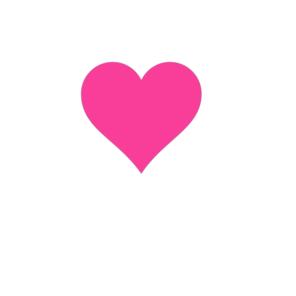 Blue Pink Hearts PNG icons