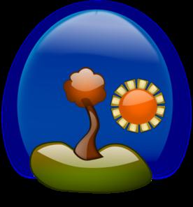 Blue Sky Sun Shine PNG Clip art