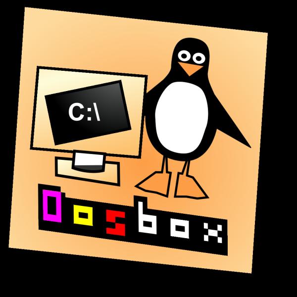 Dosbox Icon PNG Clip art