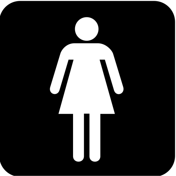 Ladies Room 2 PNG Clip art