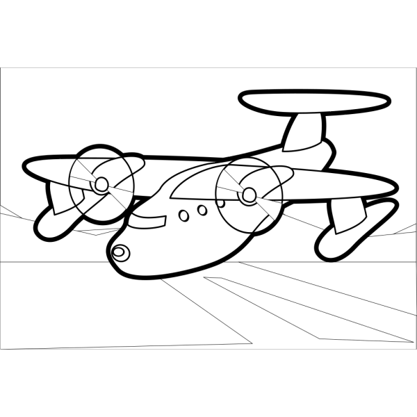 Plane PNG images