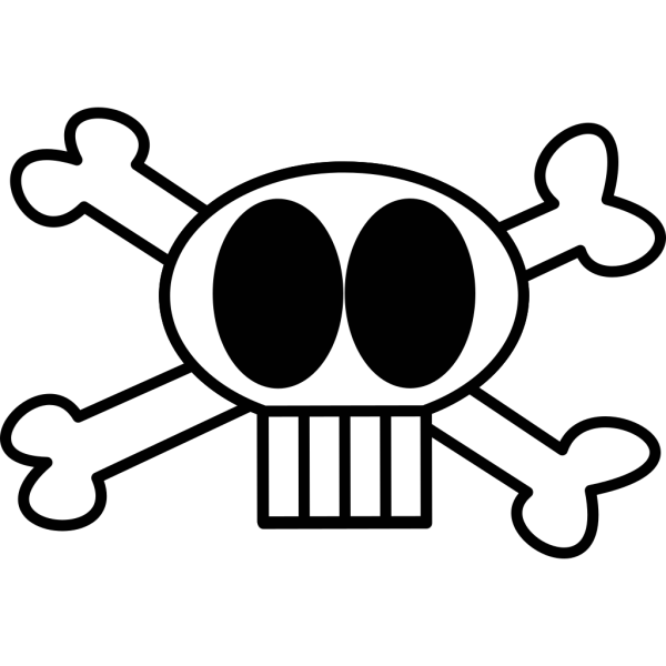 Goofy Skull PNG icon