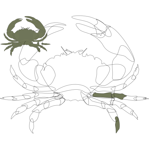 Crab PNG images
