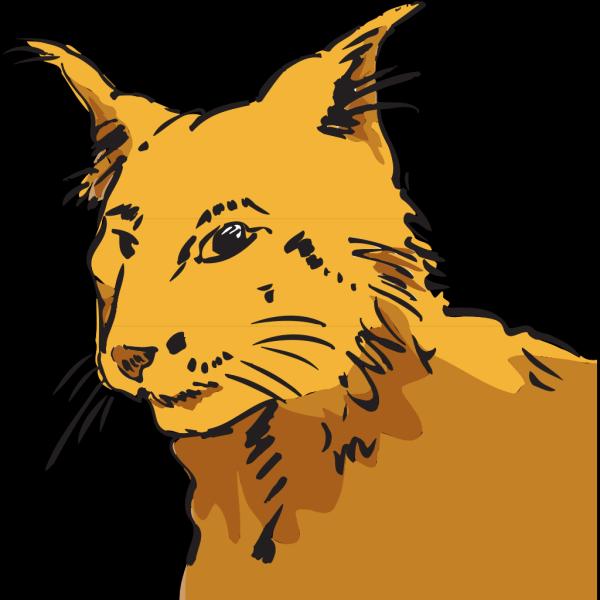 Cat Art PNG Clip art