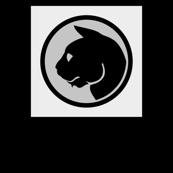 Cat Head Art PNG Clip art