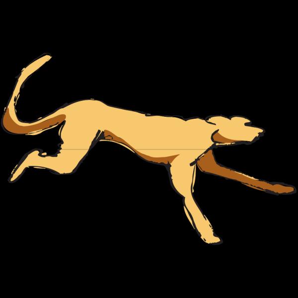 Running Cat PNG Clip art