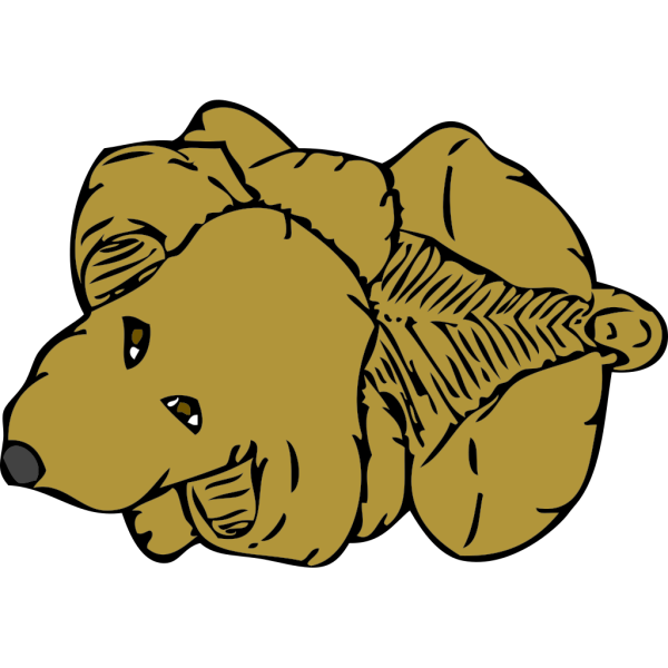 Dog From Above PNG Clip art