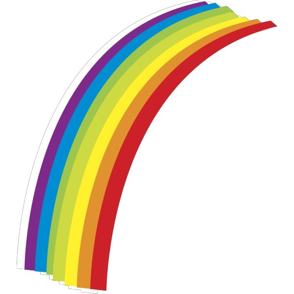 Rainbow PNG images