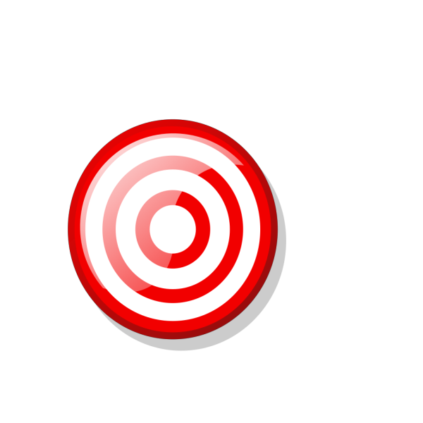 M Air Rifle Target PNG icons