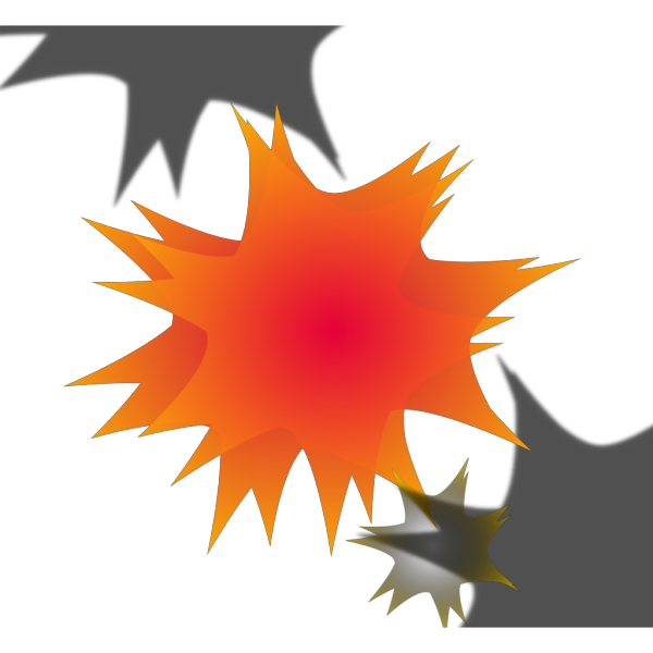 Nuclear Explosion Jh PNG Clip art