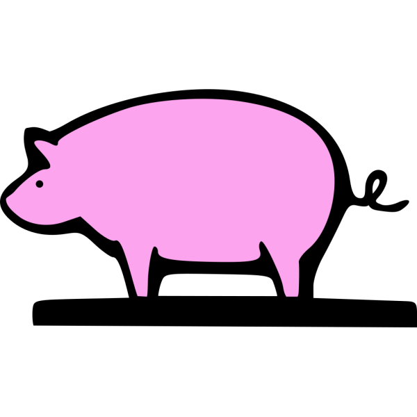Farming Animal Pig PNG Clip art